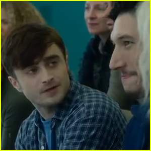 Watch Nine Minutes of Daniel Radcliffe's Film 'What If' with This Exclusive Clip!