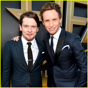 Eddie Redmayne & Jack O'Connell Are Dashing Brits at Hollywood Film Awards 2014!