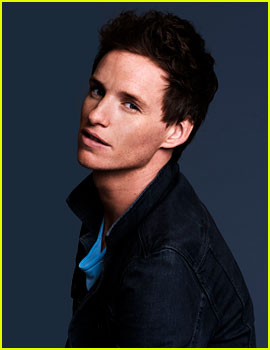 Eddie redmayne is quite the looker in this exclusive new pic from the