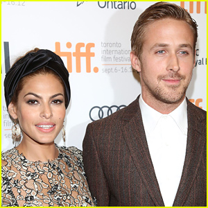 Eva Mendes Gushed About Her Newborn Daughter For the F