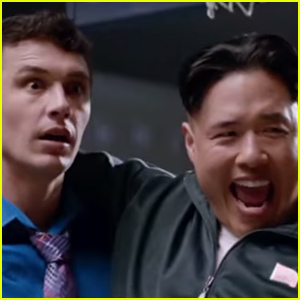 James Franco & Kim Jong-un Bond Over Katy Perry's 'Firework' in New 'The Interview' Trailer - Watch Now!