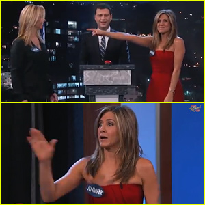 'Friends' Co-Stars Jennifer Aniston & Lisa Kudrow Throw Curses at Each Other - Watch Now!
