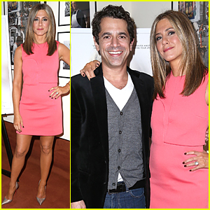 Jennifer Aniston Dishes On H