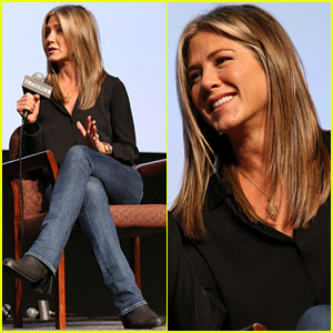 Jennifer Aniston & Other Award Season Contenders Speak On Stage About Their Hit Films!