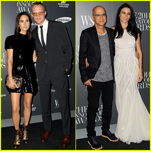 Jennifer Connelly & Liberty Ross Make It a Date Night with WSJ!