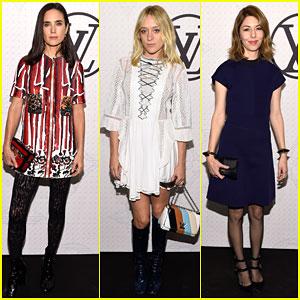 Jennifer Connelly & Chloe Sevigny Make a Stylish Appearance at Louis Vuitton Celebration