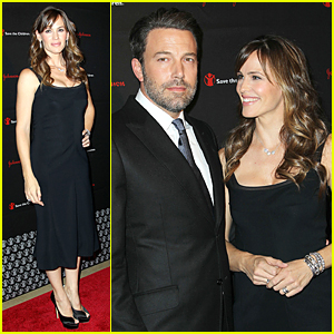 Jennifer Garner Looks So In Love with Ben Affleck!