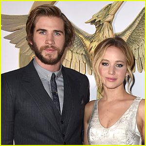 Jennifer Lawrence Gushes About Her Good Looking Best Friend Liam Hem
