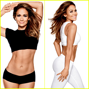 Jennifer Lopez Puts Her Unreal Abs & Famous 'Booty' on Display for BodyLab Campaign!