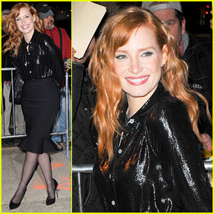 Jessica Chastain's 'Miss Julie' Performance is Being Called Unforgettable!