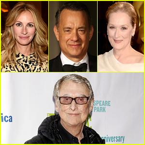 Julia Roberts,Tom Hanks, & Meryl Streep Remember Director Mike Nichols After His Sudden Death