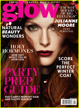 Julianne Moore Says Meryl Streep Inspired Her to Act in 'Glow' Magazine