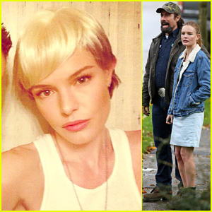 Kate Bosworth Went All Out as Some Kind of Wonderful's Watts for Halloween!