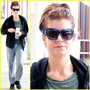 Kate Walsh is Still Pulling for 'Bad Judge' After Its Cancellation