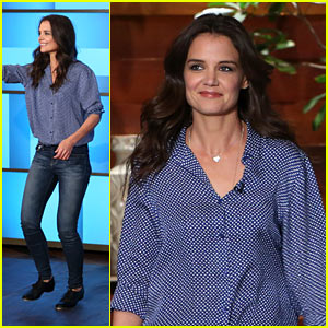 Katie Holmes Is Panicking Over Suri's Christmas List!