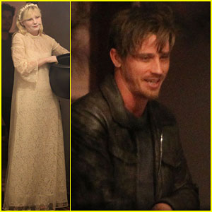 Kirsten Dunst & Garrett Hedlund Celebrate Halloween Together