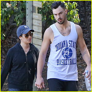 Lea Michele Proclaims 'Love is In the Air' During Romantic Hike with Matthew Paetz!
