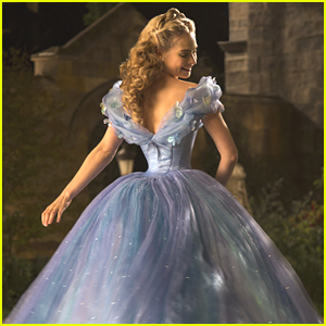 Lily Collins Transforms Into Cinderella - Watch the Movie's Trailer!