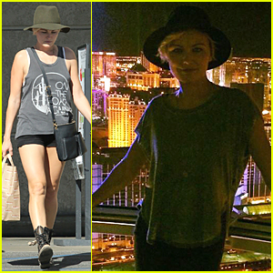 Malin Akerman Is Living the Life in Vegas After 'Comeback' Return