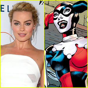 Margot Robbie Set for Harley Quinn in 'Suicide Squad'!