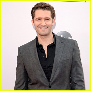 Matthew Morrison Attends His First Ever American Music Awards