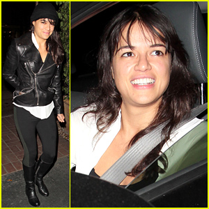 Michelle Rodriguez Steps Out After Attending Same Halloween Party as Ex Zac Efron & His New Girlfriend