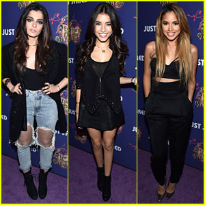 Bebe Rexha, Madison Beer, Jasmine V & More Music Stars Step Out For Just Jared's Homecoming Dance