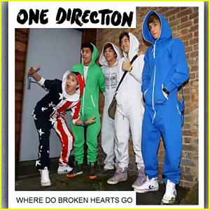 One Direction Drops 'Where Do Broken Hearts Go' - Full Song & Lyrics!