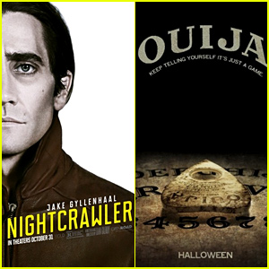 'Nightcrawler' & 'Ouija' Tie For Top Spot at Halloween Weekend Box Office!