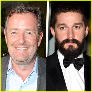 Piers Morgan Slams Shia LaBeouf for Making Rape Claim