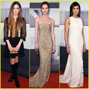 Riley Keough & Hilary Rhoda Get Glam for the Whitney Gala & Studio Party 2014!