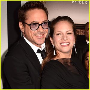 Robert Downey Jr. Announces Name of New Baby Girl!