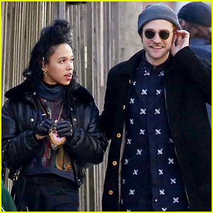 Is There Trouble in Paradise Already Between Robert Pattinson & FKA twigs?