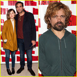 Rose Byrne & Boyfriend Bobby Cannavale Support 'Sticks & Bones' at Opening Night After Party!