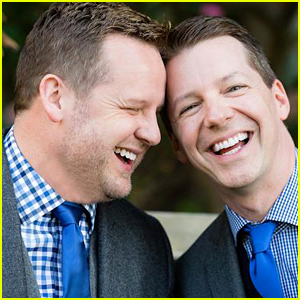 Sean Hayes Marries Longtime Partner Scott Icenogle!