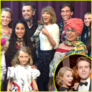 Taylor Swift Skipped the MTV EMAs 2014 to See Her Brother Austin's College Play