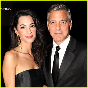 Amal Clooney Is Not Pregnant Despite 'Baby Bump' Photo