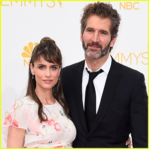 Amanda Peet Welcomes Baby Boy with Husband David Benioff!