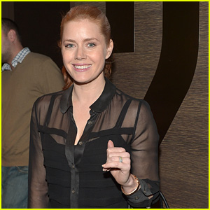 Amy Adams is All Smiles at 'Big Eyes' Screening Following 'Today Show' Cancellation