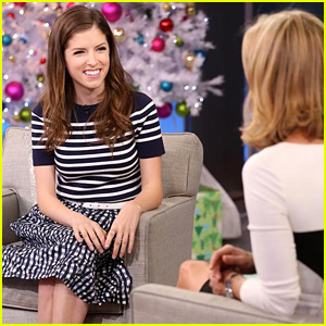 Anna Kendrick Compares Meryl Streep to Oxygen - Just Good!