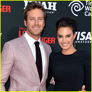 Armie Hammer & Wife Elizabeth Name Their Baby Girl Harper (Exclusive)