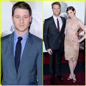 Ben McKenzie & Analeigh Tipton Step Out In Style to Support Jake McDorman at 'American Sniper' NYC Premiere!