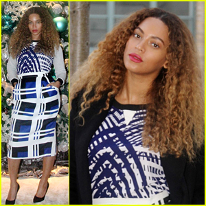 Beyonce Crimped Her Hair for Night Out with Taylor Swift!