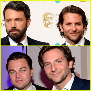 Bradley Cooper's Famous Friends Want Him to Win