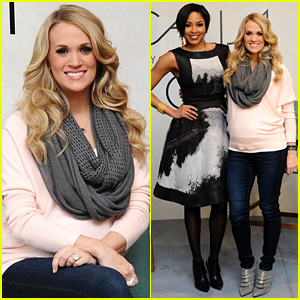 Carrie Underwood Dishes on Picking Baby Names & Why It's So Hard - Watch Now!