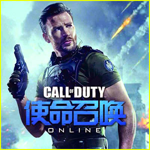Chris Evans Brings Out His Big Guns for Call of