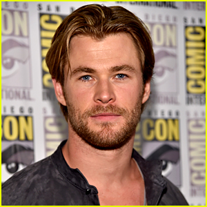 Chris Hemsworth Is in a Bromance with This H