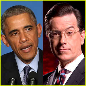 'Colbert Report' Final Shows Will Feature Obama Appearance!