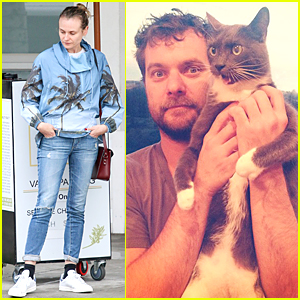 Diane Kruger Posts the Best Joshua Jackson Pics on Instagram