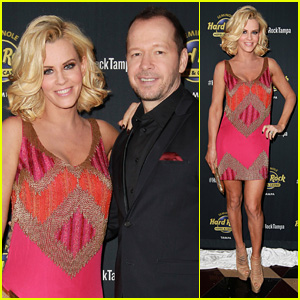 Donnie Wahlberg is Always on the Phone with Jenny McCarthy